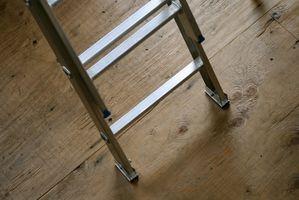 Cómo colocar la escalera