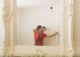 Grandes Ideas de la pared del espejo
