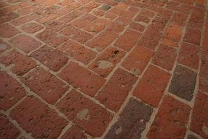 Cómo Shine a piso de ladrillo Sellado