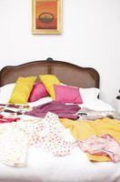 Cosas que hacer semanal para hacer su habitación más limpia