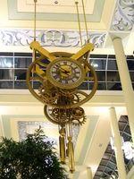 Reparación del reloj de péndulo