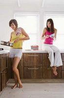 Cómo remodelar una pequeña cocina L