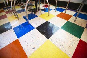 Las diferencias entre el asbesto y asfalto Azulejos