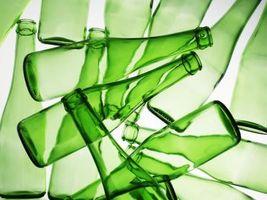 Proyectos de reciclaje de vidrio