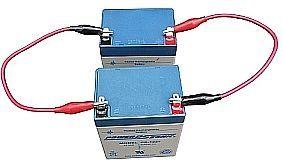 Cómo conectar las baterías en paralelo para extender el tiempo de ejecución (banco de baterías solares)