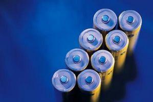 Los productos que utilizan baterías