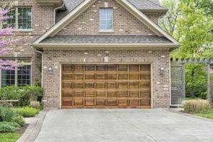 ¿Cuáles son las puertas de garaje tamaños estándar?