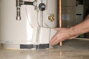 Cómo reemplazar el grifo en un calentador de agua caliente