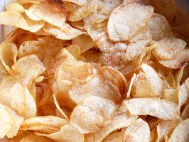 Cómo reciclar bolsas de chip