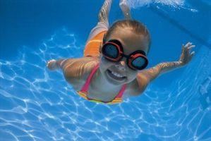 Cómo quitar piscina Skimmer Cuerpo Masilla
