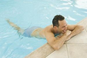 Ácido cítrico quitar tinción en una piscina