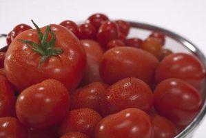 Problemas con los tomates híbridos