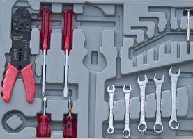 Cómo diseñar un gabinete de herramientas