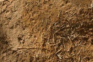 ¿Cómo hacer crecer la hierba en la arcilla de la suciedad