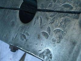 Cómo limpiar aluminio martillado