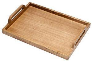 Ideas para decorar una bandeja de madera