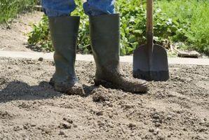 Cómo mejorar el patio trasero de agua de drenaje