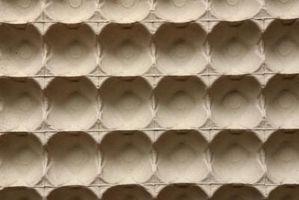 Cosas que hacer con los cartones de huevo