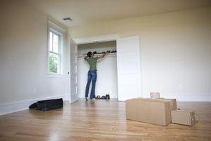 Cómo pintar un armario Dormitorio