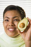 Cómo utilizar demasiado madura de aguacate y aceite de oliva para la psoriasis del cuero cabelludo