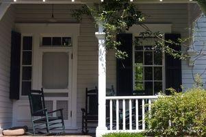 Estilos de ventanas residenciales