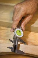 Cómo calibrar un calibrador de cuadrante