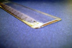 Los instrumentos utilizados para medir la longitud