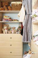 Cómo hacer el mejor uso de la habitación de un niño pequeño