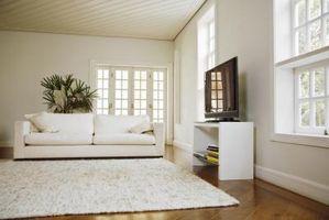 Cómo aplanar una alfombra