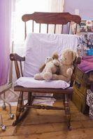 Ideas rústico elegante Nursery