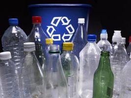 Cómo reciclar plástico tapones de botellas