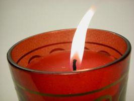 Cómo quitar el hollín de los candelabros