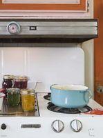 Cómo pintar un horno con pintura resistente al calor