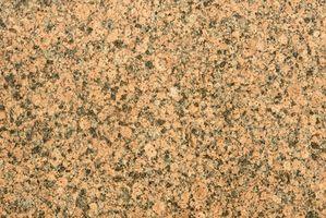 Cómo limpiar granito con bicarbonato de sodio