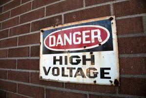 Herramientas de seguridad eléctrica