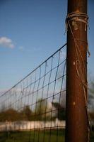 Cómo erigir Esgrima rural