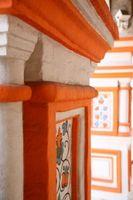 Pintura con las ideas Orange