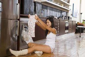 ¿El elemento eléctrico en secadoras de ropa de fundido antes de quemar?