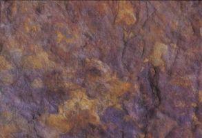 Cómo decorar con púrpura y Brown