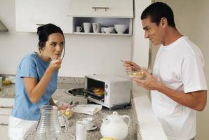 Cómo desmontar un horno tostador de limpieza