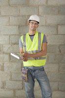 Cómo arreglar los agujeros en una fundación del bloque de escoria