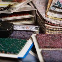 Cómo calcular las yardas Plaza de la alfombra
