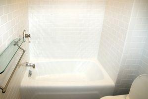 Cómo eliminar el moho Negro en un baño
