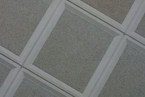 Cómo hacer un falso techo Mire un mejor