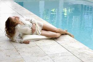 Cómo cebar una piscina Manguera Natación