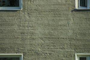 Cómo embellecer una pared de hormigón