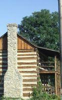 Country Cabin Decoración