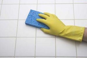 Cómo cuidar de travertino duchas