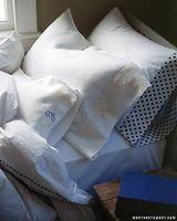 Cómo actualizar Ropa de cama