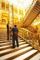 Escalera Escalera Plataforma de bricolaje
